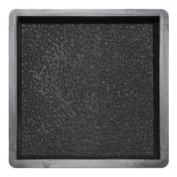 Формы для тротуарной плитки Вереск-2007 Антик №1 шагрень 200×200×45 мм