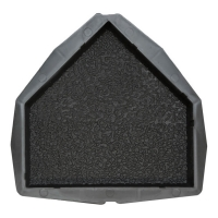 Формы для тротуарной плитки Антик №4 шагрень 200×200×45 мм