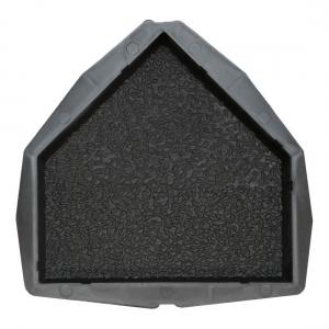 Формы для тротуарной плитки Вереск-2007 Антик №4 шагрень 200×200×45 мм