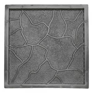 Форми для тротуарної плитки Вереск-2007 Хмарка 300×300×30 мм