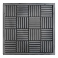 Формы для тротуарной плитки Печенье 300×300×30 мм