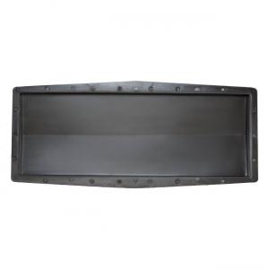 Формы для крышки на забор Alpha Крышка 500×180×35 мм
