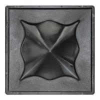 Крышка на столб Медуза 450×450×100 мм
