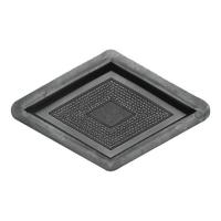 Формы для тротуарной плитки Вереск-2007 Ромб малый мозаика 101×178×45 мм