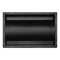Форми для тротуарної плитки Вереск-2007 Відлив 250×160×60 мм