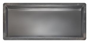 Формы для тротуарной плитки Бордюр 500×210×45 мм