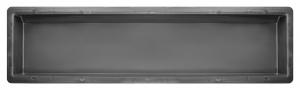 Формы для тротуарной плитки Alpha Бордюр 1000×220×75 мм