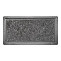 Формы для фасадной плитки Вереск-2007 Фасадный камень 265×130×15 мм