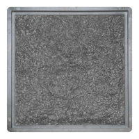 Формы для фасадной плитки Вереск-2007 Фасадный камень 265×265×15 мм