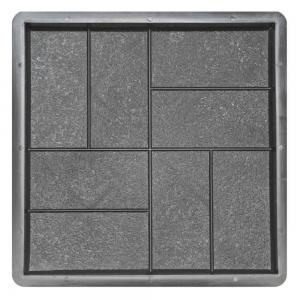 Формы для тротуарной плитки Паркет 400×400×50 мм