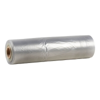 Пленка  полиэтиленовая вторичная 200 мкм, 1500 мм рукав (1 сорт)