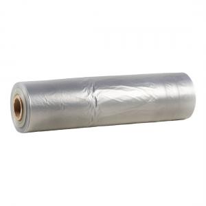 Пленка полиэтиленовая вторичная 80 мкм, 1500 мм рукав