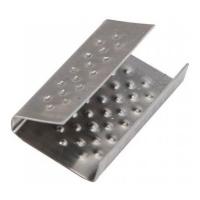 Скоба металлическая для полипропиленовой ленты