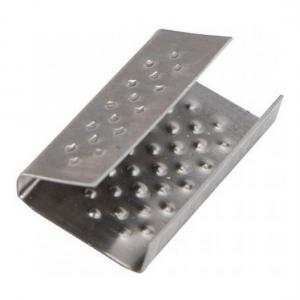 Скоба металлическая для полипропиленовой ленты 19 мм 1500 шт