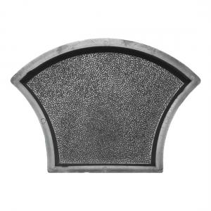 Формы для тротуарной плитки Вереск-2007 Чешуя шагрень 235×166×45 мм