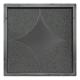 Moulds for paving slabs Veresk-2007 Star 300×300×30 mm