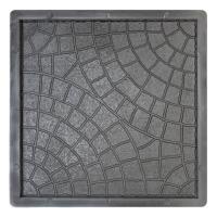 Формы для тротуарной плитки Паутинка 300×300×30 мм