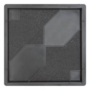 Формы для тротуарной плитки Вереск-2007 Роза Ветров 300×300×30 мм